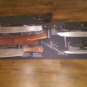 Bear Blades