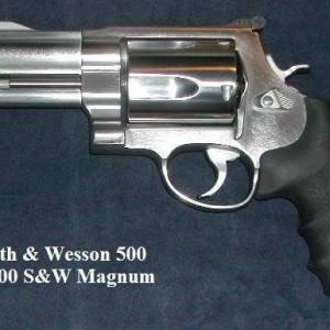 S&W500
