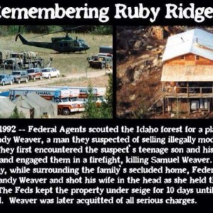 Ruby Ridge 1992