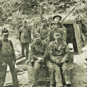 No 3 Mine entrance 1914