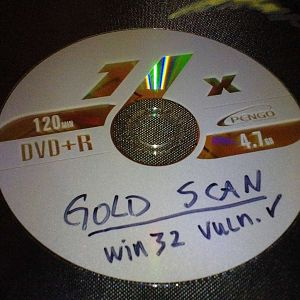 Gold Disk (Win 32 vuln tool)