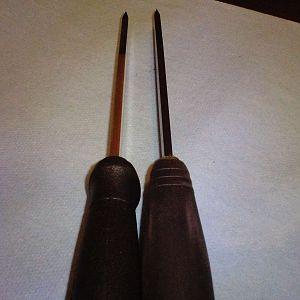 Mora blade thickness comparison