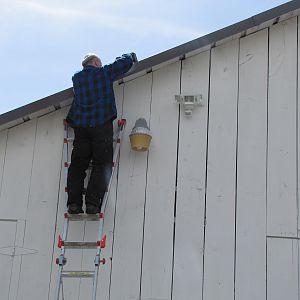Solar for Barn