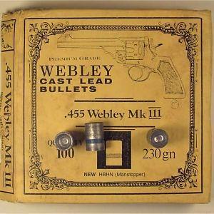 .455 Webley HBHN