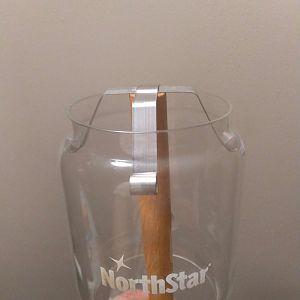 New Northstar globe holder style