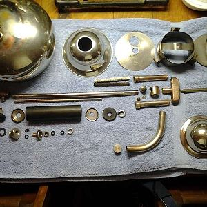 AA Parts Breakdown