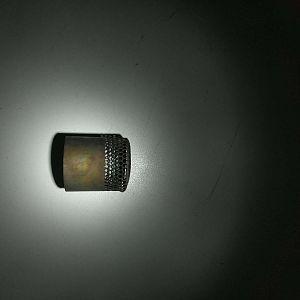 Coleman Kero-Lite 160 flame spreader
