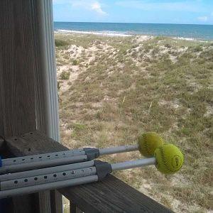 Sand Crutches