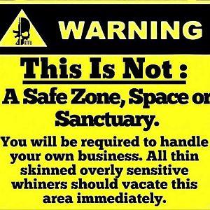 Thin Skin Warning