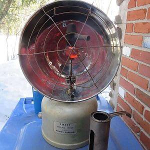 R55 Heat Stove