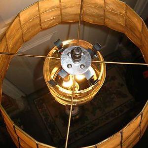 Mark's Floor Lamp With My NS Globe Holders