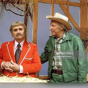 Capt Kangaroo And Mr Greenjeans