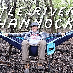 Little River Co. Hammock - Gear Review - YouTube