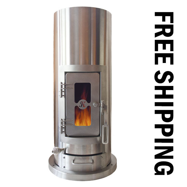 For Sale - Kimberly Wood Stoves $300 OFF! | Survival Monkey Forums