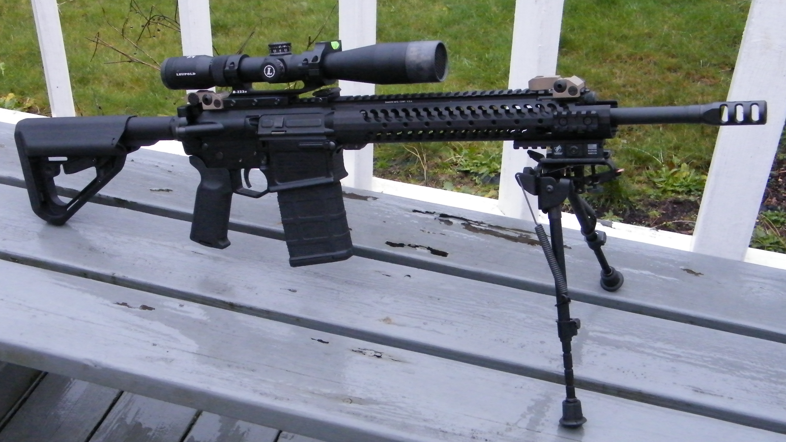 A Simple Simian's Primer on the AR-10 platform and Adams Arms Patrol